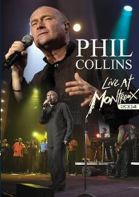 Cover Phil Collins - Live At Montreux 2004 [DVD]